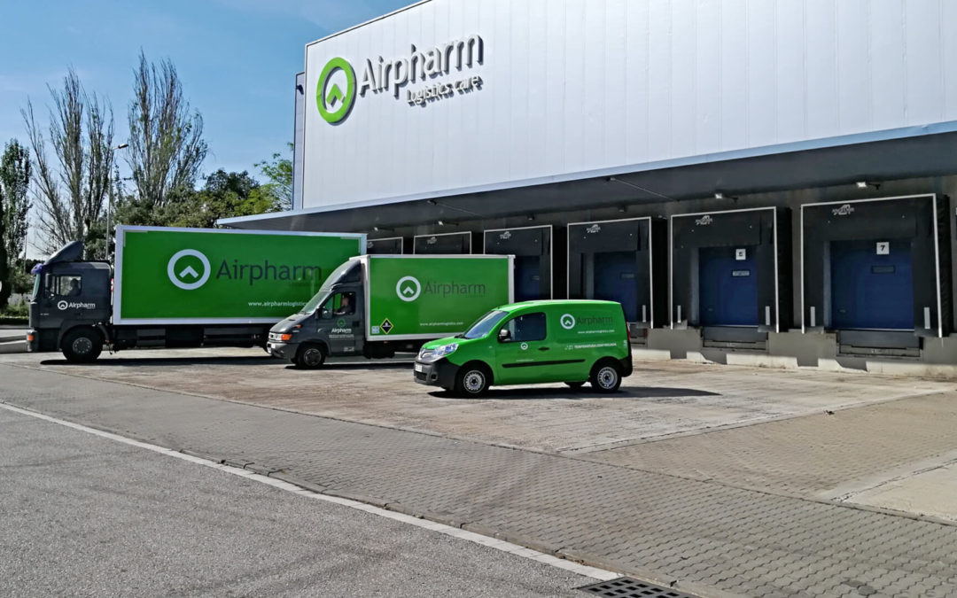 airpharm logistica y transporte