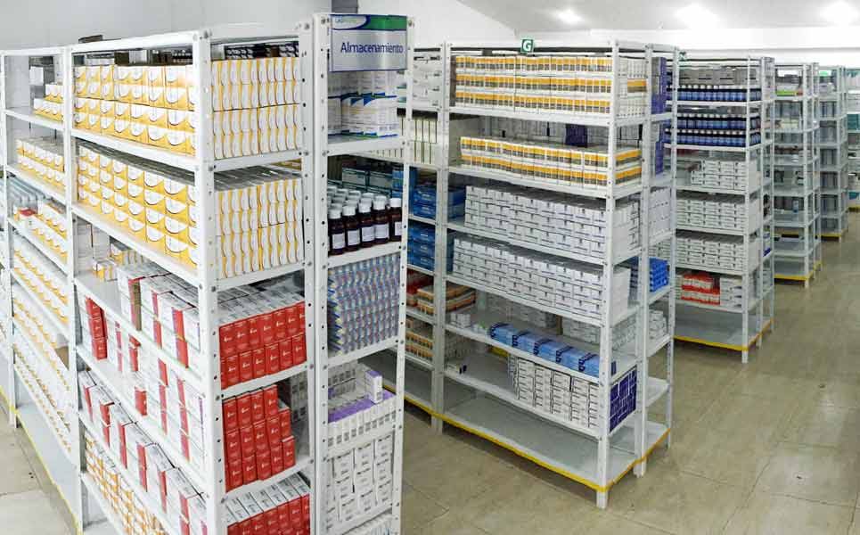 Airpharm: a leading company on pharmaceutical logistics and distribution